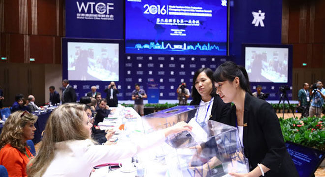 Propeller TV attends the Chongqing Fragrant Hills Tourism Summit 2016