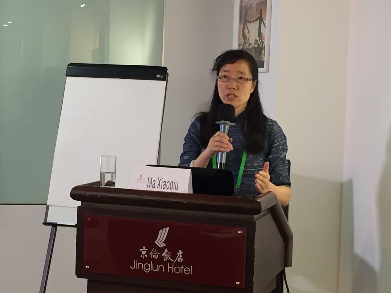 培训第三天上午,大新华会展控股有限公司联合创始人马晓秋女士为学员带来了关于MICE旅游的主题课程。