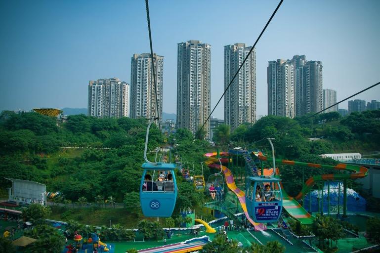 重庆洋人街