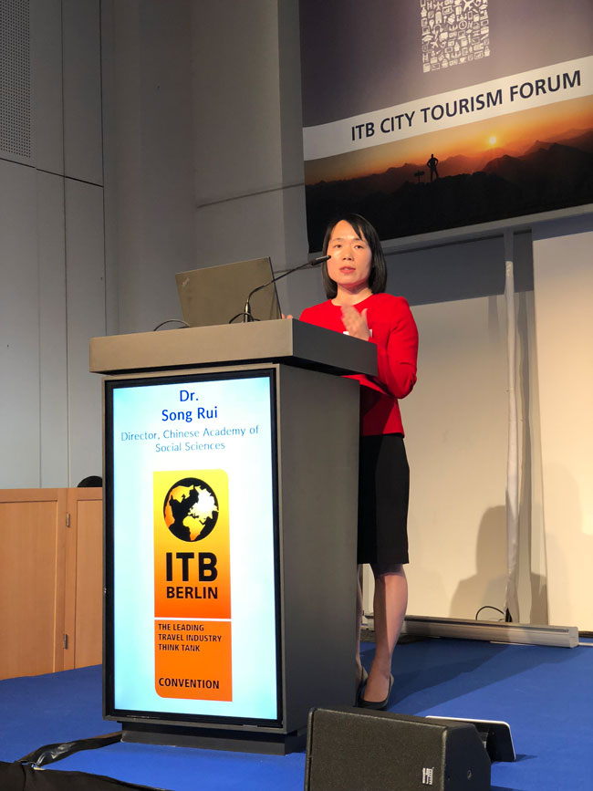 WTCF Co-Hosts ITB Berlin Convention for the Third Time