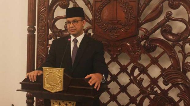Governor of Jakarta, Anies Baswedan