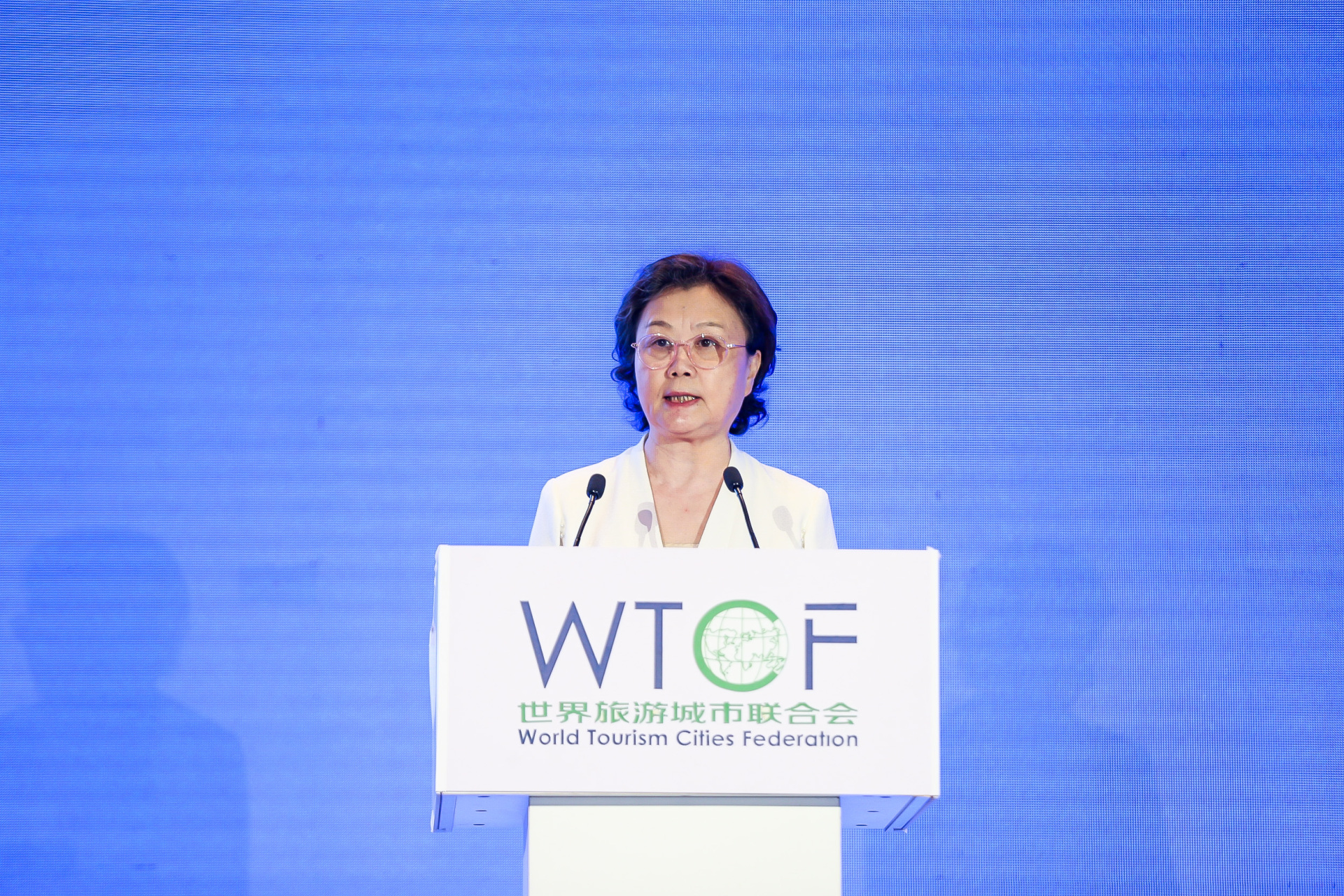 Du Yili, Expert of World Tourism Cities Federation (WTCF), releases Report on Recovery and Development of World Tourism amid COVID-19.