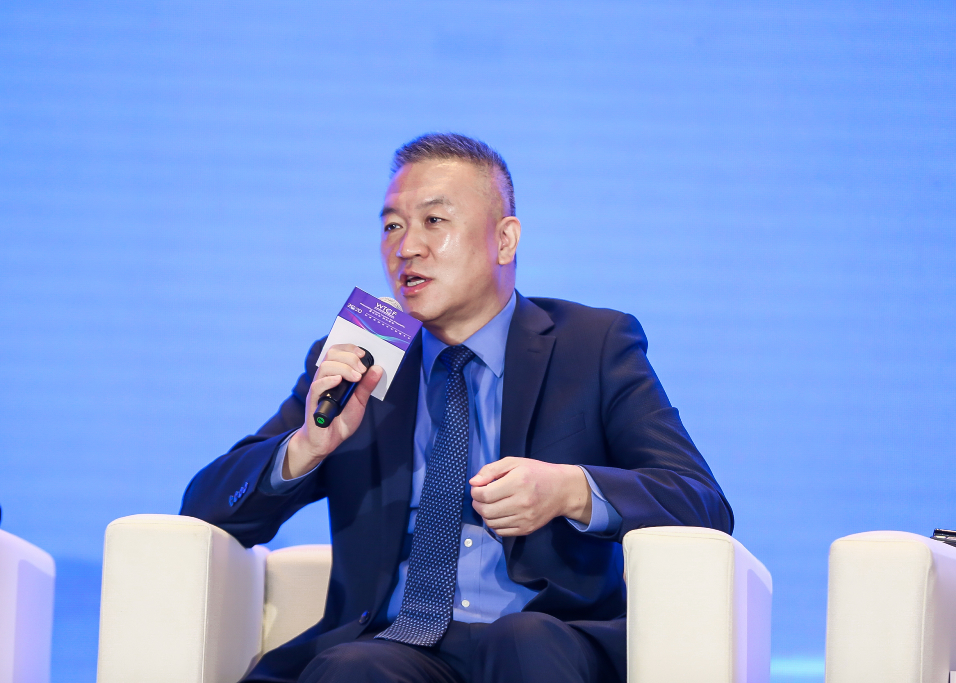 Roger Chen, Chairman of Carnival Group Asia