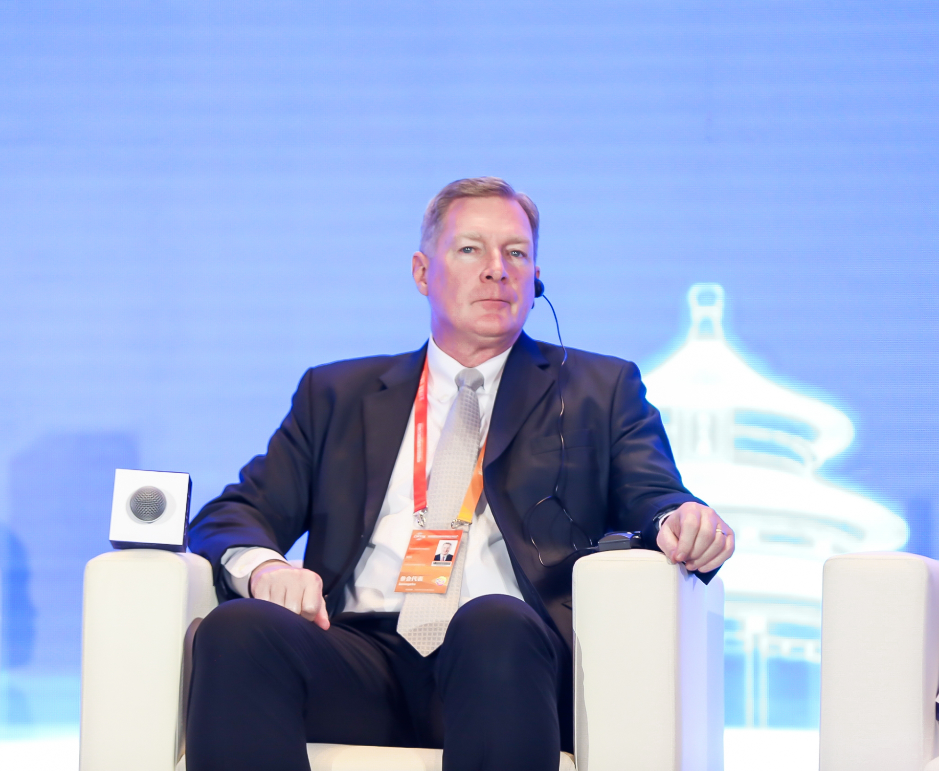 Tom Mehrmann, President and General Manager at Universal Beijing Resort