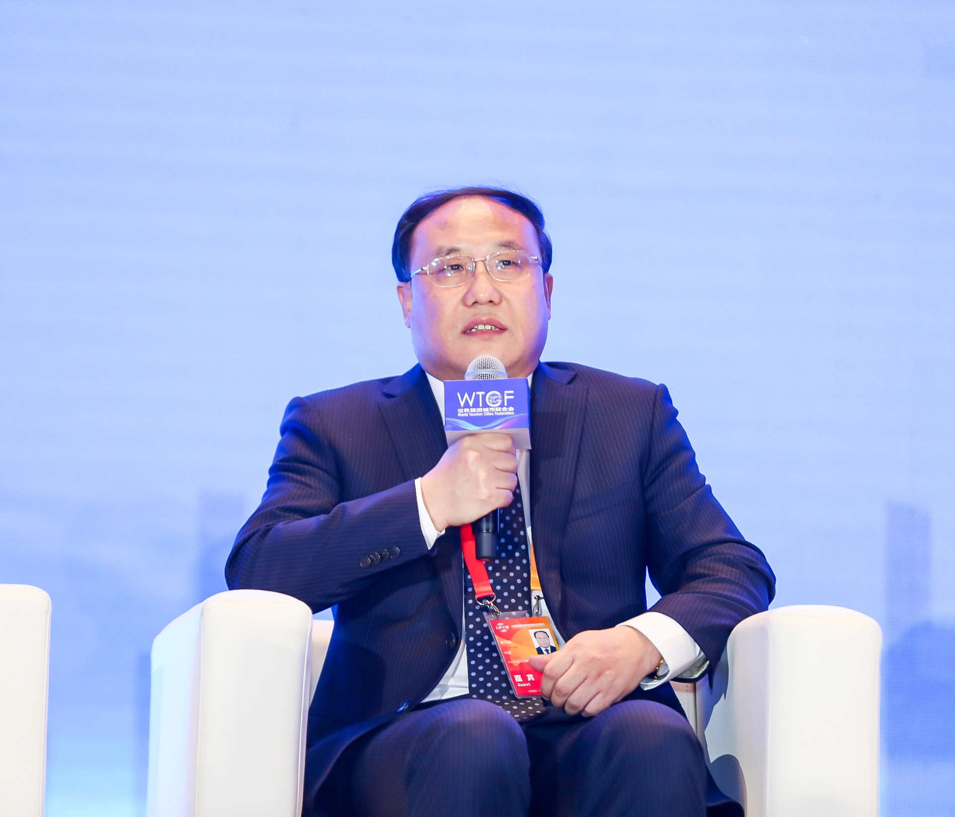 Na Shuchen, Director- General of Hebei Provincial Department of Culture & Tourism