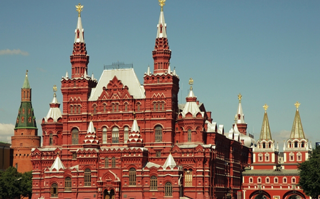 Moscow: Appreciate the Magnificent Culture of the Moscow Kremlin Museums