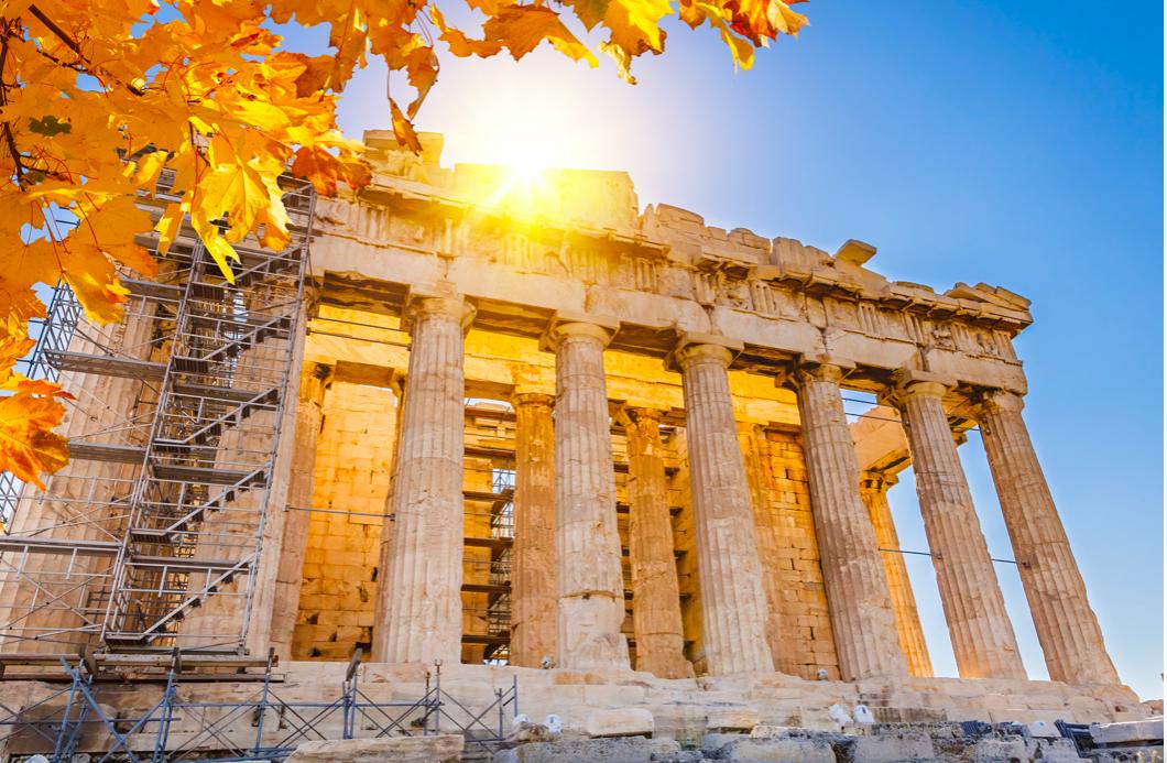 """雅典:感受""""西方文明""""的独特魅力"""