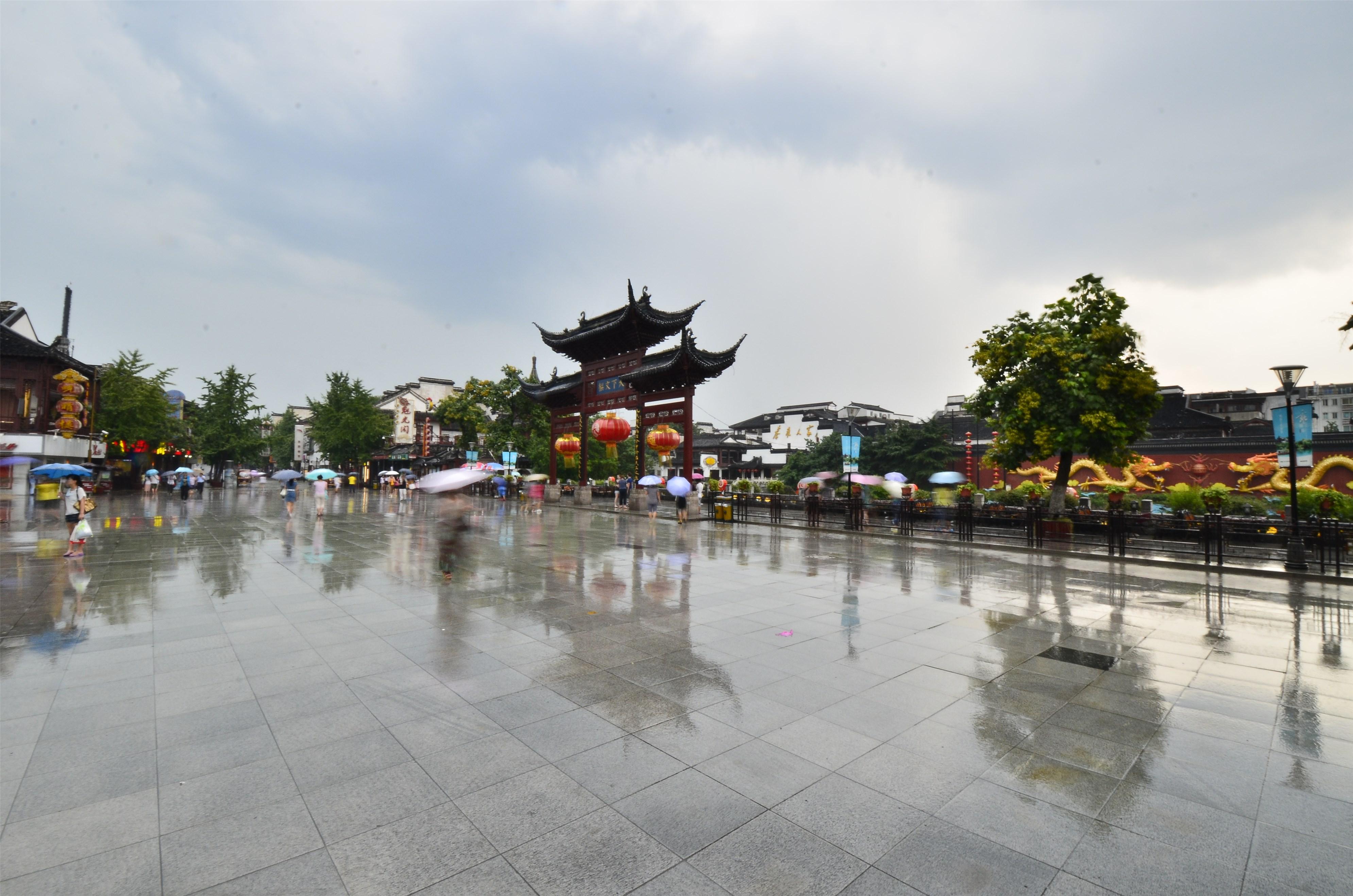 南京:魅力东方古都一瞥