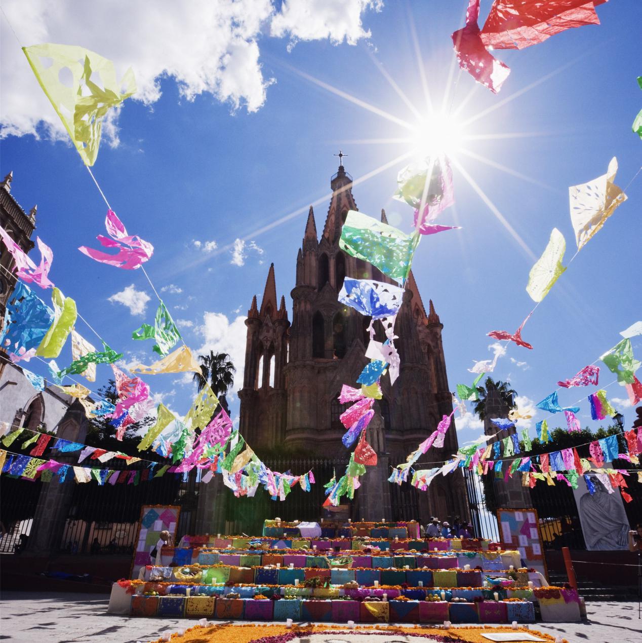 墨西哥城:寻访阿兹特克文明之光