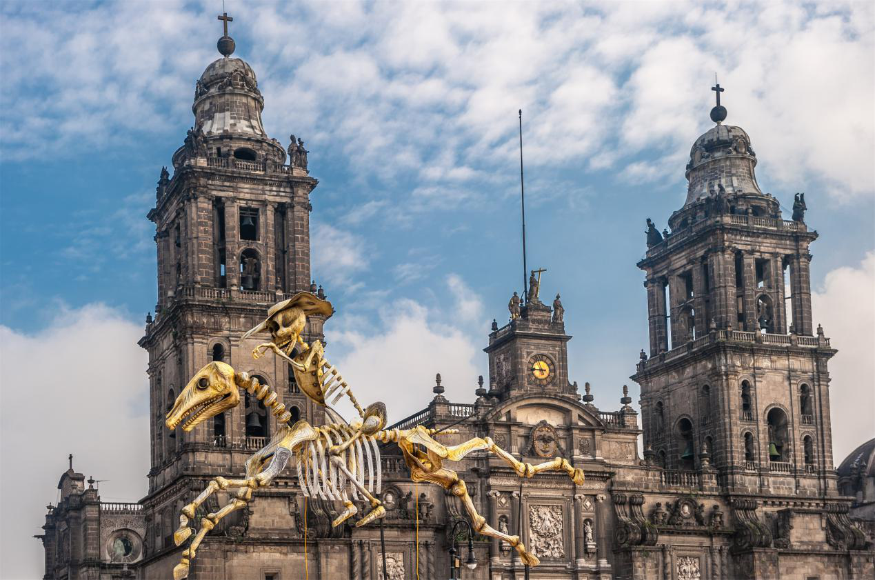 Mexico City: in Search of the Charm of Aztec Civilization
