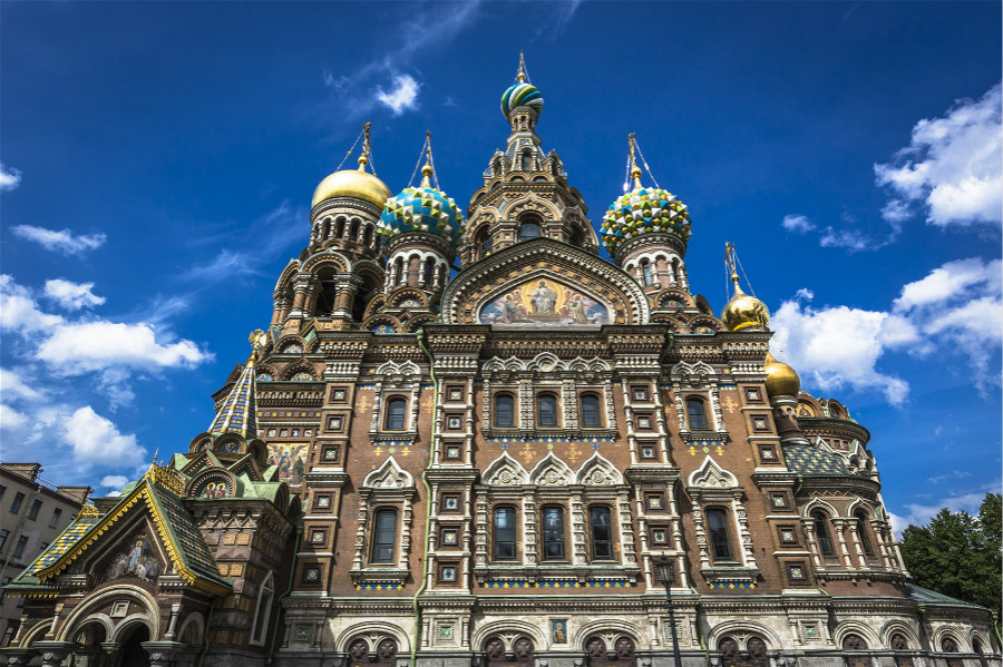 """圣彼得堡:探寻""""世界文化遗产""""名城的前世今生"""